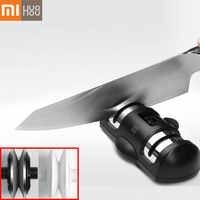 Xiaomi mijia huohou hu0045 afiar pedra roda dupla afiadores de pedra de amolar k-nife ferramenta de afiação ferramentas de cozinha