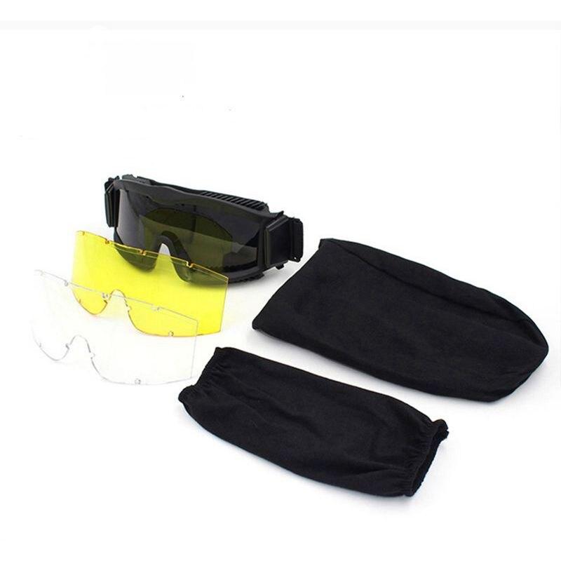 Usmc óculos de sol tático airsoft óculos