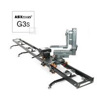 High speed timelapse video stabilizer system pan tilt camera track rail slider motorized camera dolly slider for dslr camera