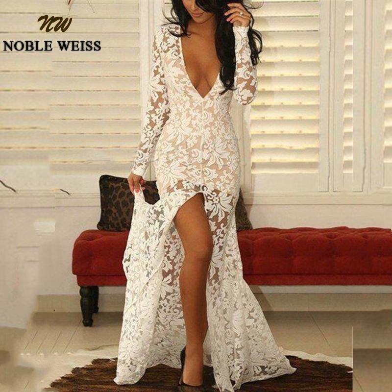 Robes de soirée longues Sexy col en V profond sirène Robe de bal Robe de soirée Dubai Vestido Festa Longo avec manches longues robes formelles