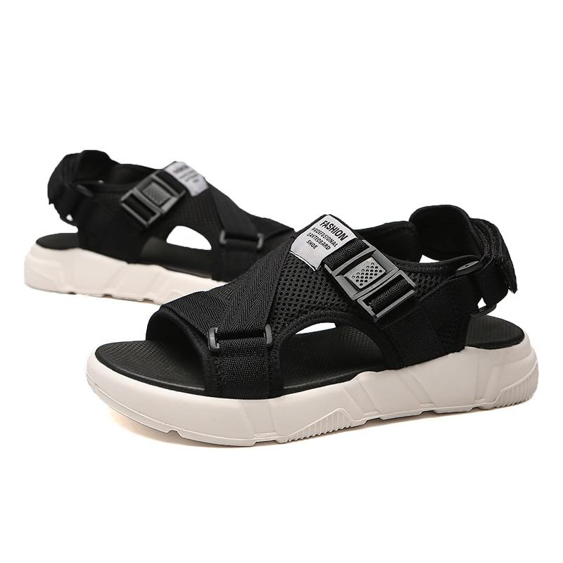 Dr.wall 2018 Սանդալ հողաթափեր Ամառային - Տղամարդկանց կոշիկներ - Լուսանկար 5