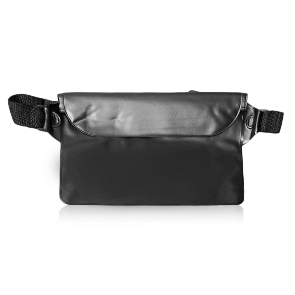 Universal Seal Type Men Women Waterproof Waist Bag Outdoor Swimming Bag Beach Use Mobile Phone PVC Pouch Belt Bag Well Sell