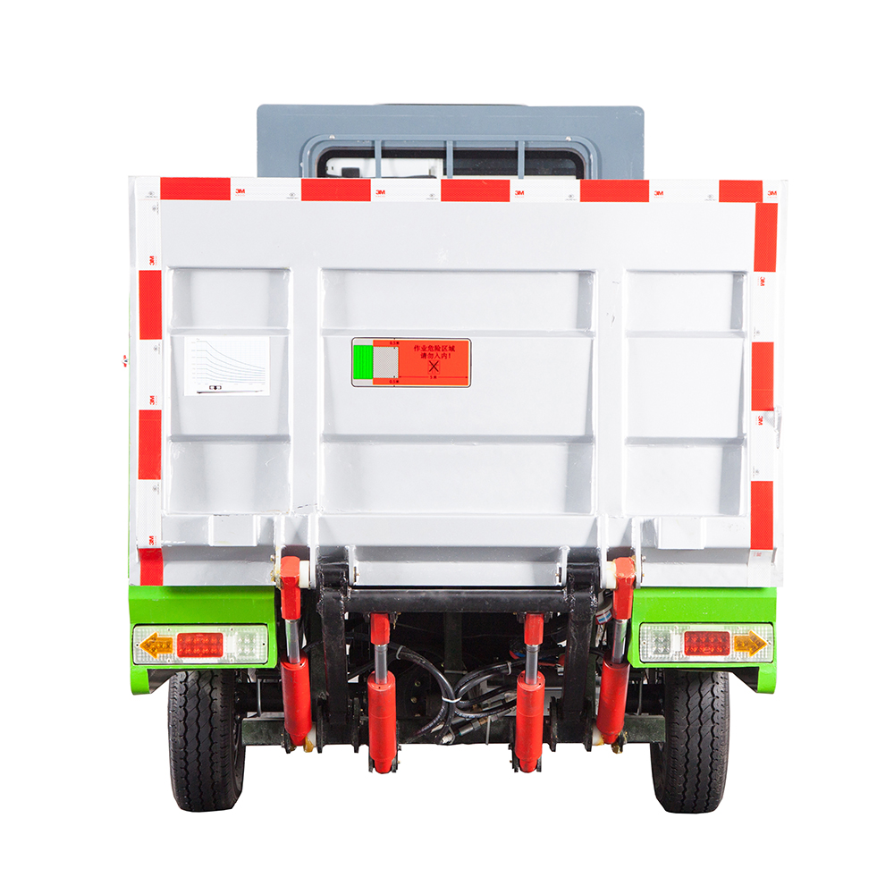 Image 5 - Electric Garbage Back Loading Truck ART Y10 Cheap Big Low Price-in Pressure Washers from Tools