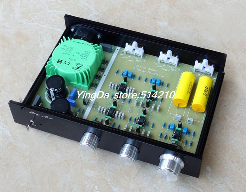 Linkwitz-Riley Electronic 2way Crossover Two Divided-Frequency HiFi Preamplifier divided loyalties