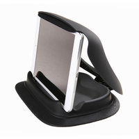 Car Accessory Navigation Bracet Auto Car Navigator Holder Center Console Top And Bottom Cover Type Mobile Phone /PND Bracket