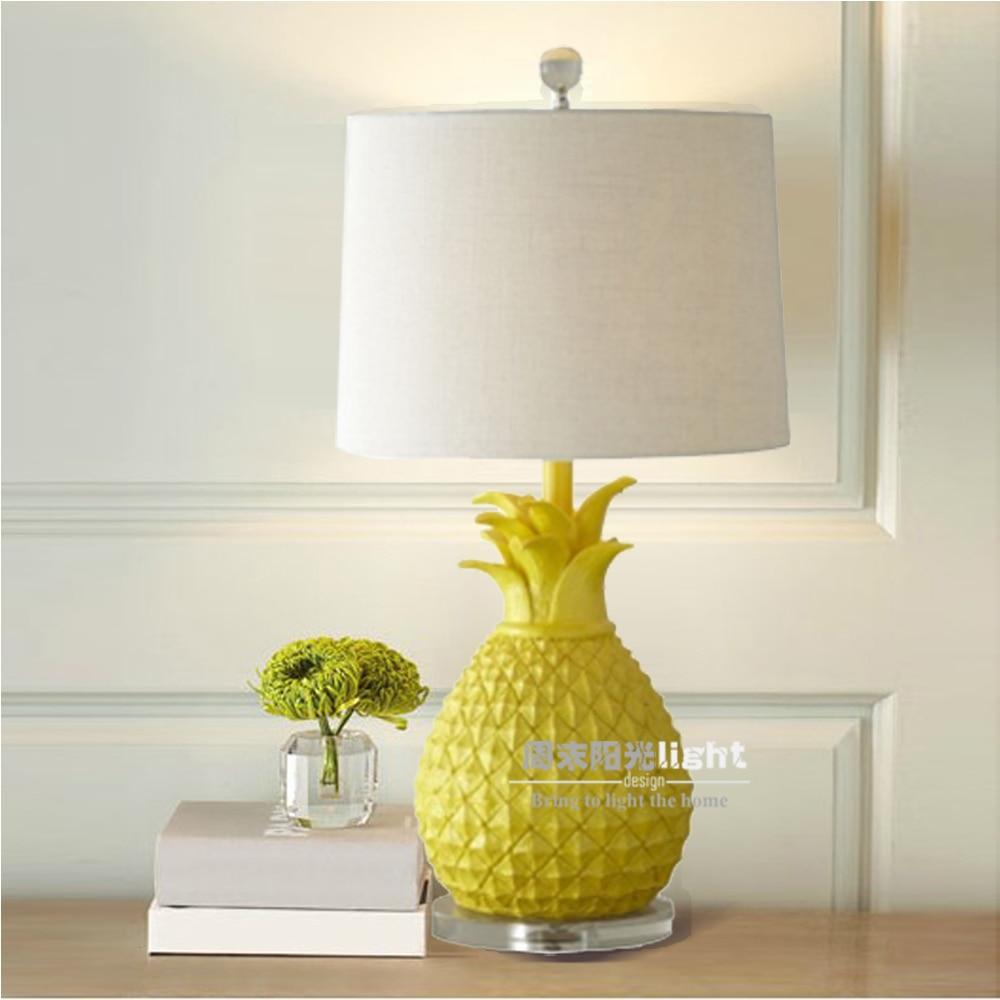 White Living Room Lamps: IKEA Original Single Simple European Style Ceramic