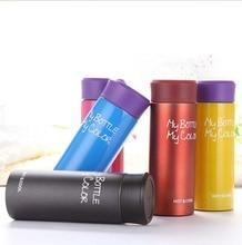 330 ML Thermos Edelstahl Isolierflaschen Wasserflasche Thermoskanne Tasse Tee Coffe Becher Thermosflasche Vakuum Bollte Für Studenten