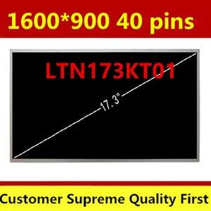 17.3 polegada N173O6-L02 Rev. c1 LTN173KT01, B173RW01 V.2 V.3 V.5 LP173WD1 (TL) (A1) LTN173KT02 N173FGE-L21 40-pin Painel LCD 1600*900