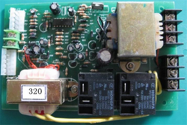 Circuit Board Control Panel New Replacement Soft Ice Cream Machine ...