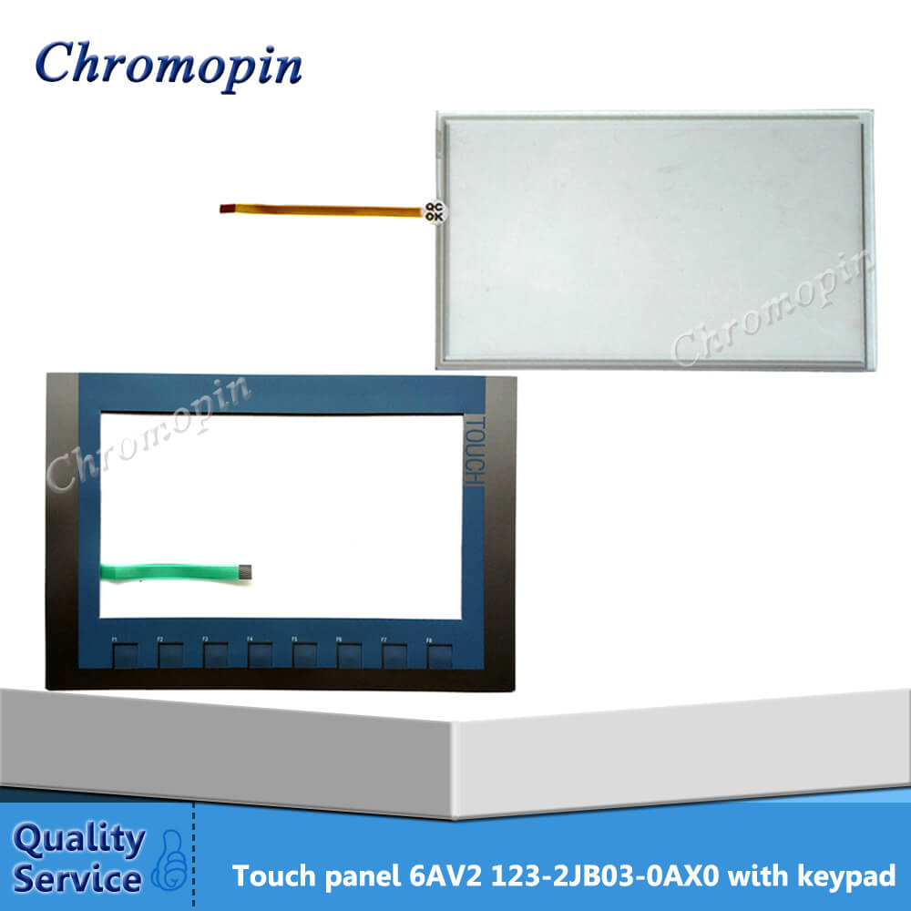 все цены на 6AV2123-2JB03-0AX0 Touchscreen 6AV2 123-2JB03-0AX0 Touch Panel Glass with Membrane Keypad Switch for KTP900 PLC HMI Repair онлайн