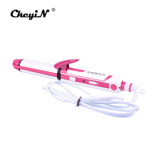 Buy online 3 In 1 Ceramic Hair Crimper Styler Hair Curler Curling Iron Tongs + Electric Hair Straightener Flat Iron + Waves Irons S4748