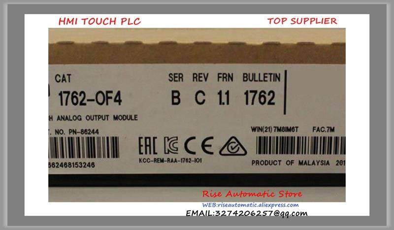 1762-OW8 1762-OF4 1762-OW16 1762-OB8 1762-OB16 1762-OB32T New Original PLC1762-OW8 1762-OF4 1762-OW16 1762-OB8 1762-OB16 1762-OB32T New Original PLC
