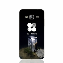 BTS Bangtan Cover Case for Samsung Galaxy