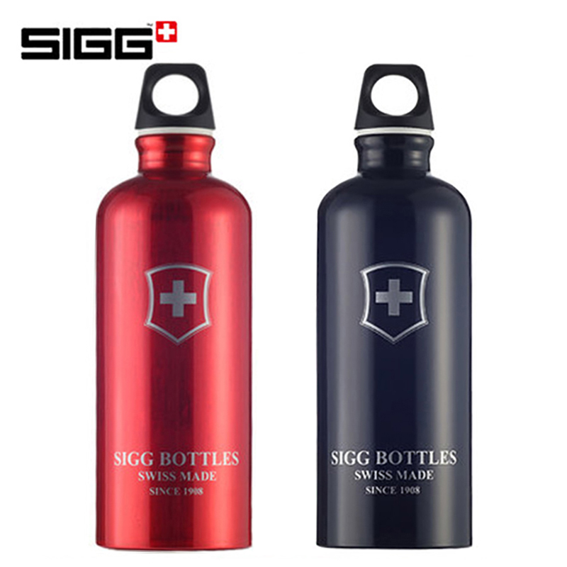 Something is. bottom of sigg bottle