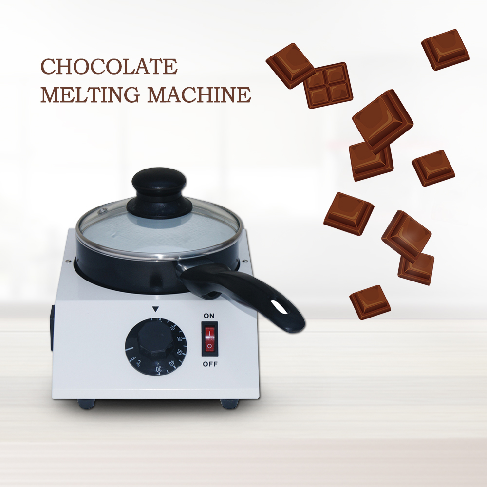ITOP Commercial Household Chocolate Melting Pot Electric Chocolate Fountains Melting Machine 110V 220V in Chocolate Fountains from Home Appliances