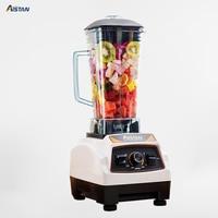 A2001 전기 블렌더 강력한 식품 믹서 스무디 오렌지 주스 만드는 기계 2 리터 3hp bpa 무료 푸드 프로세서