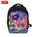 Anime My Little Pony Backpack Girls School Bags Cartoon Sailor Moon Backpack For Kids Daily Backpacks Children Bags Book Bag