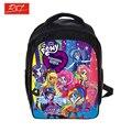 Anime My Little Pony Mochila Meninas Sacos de Escola Dos Desenhos Animados Sailor Moon Saco Mochila Para Crianças Mochilas Crianças Sacos De Livro Diário