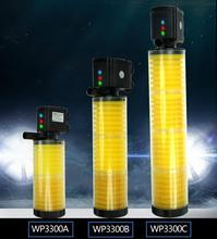 Aquarium Multifunction Filter Submersible Pump Fish Tank 3 Led Light Internal Filter Oxygen Spray Water Circulation 2/3/4 Layers