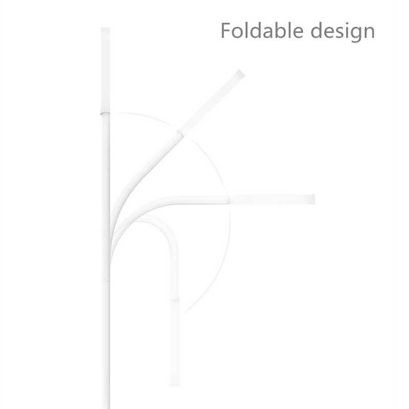 Xiaomi Yeelight LED Meja Lampu Dimmable Lipat Lampu Sentuh Menyesuaikan Fleksibel Lampu 3W Hemat Energi untuk Xiaomi Smart Home kit