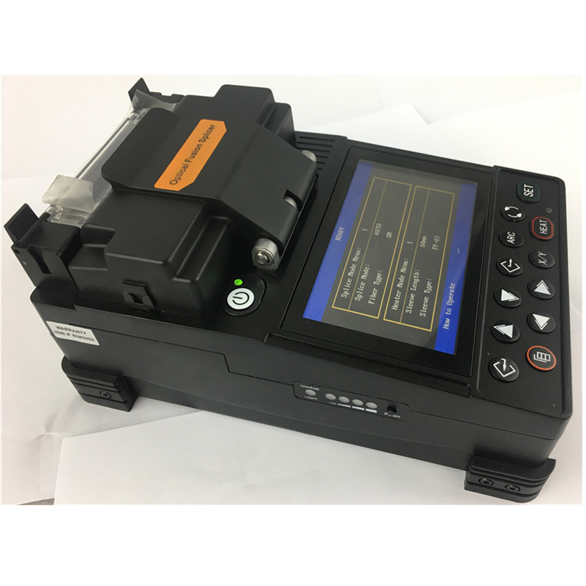 Handheld FTTH Fiber Optical Fusion Splicer Fiber Splicing Machine