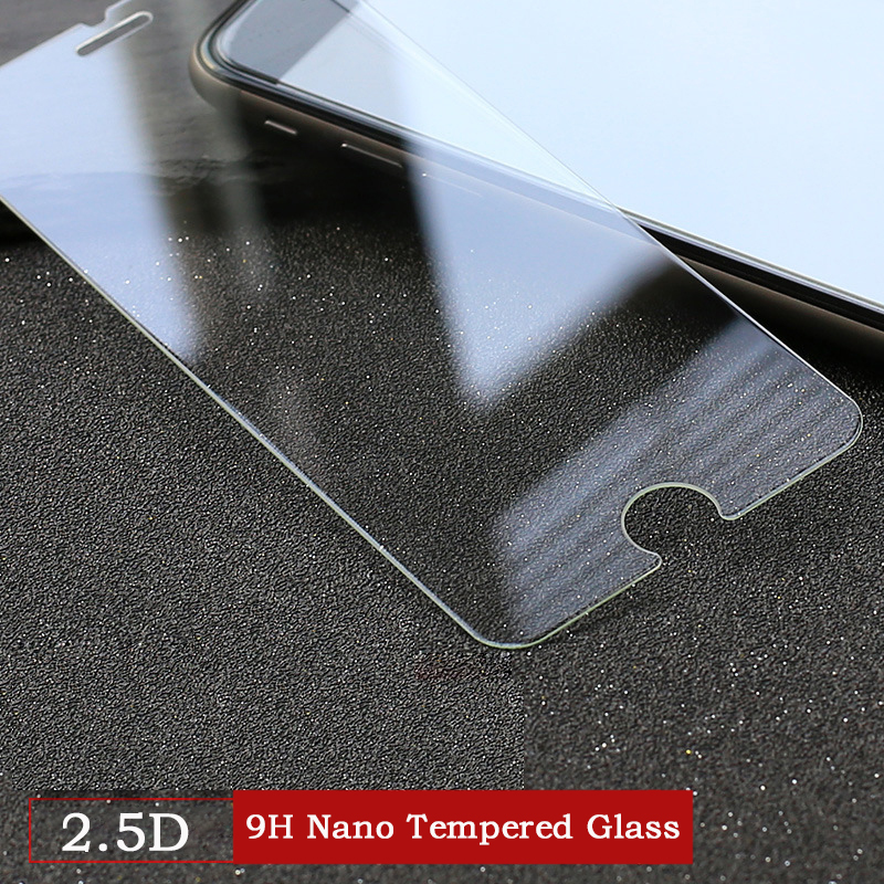 2.5 9H Screen Protector for iPhone 8 Ultra Thin Tempered Glasses for iPhone 7 6 6S 5 5S SE 4 Protective Toughened Front Film2.5 9H Screen Protector for iPhone 8 Ultra Thin Tempered Glasses for iPhone 7 6 6S 5 5S SE 4 Protective Toughened Front Film