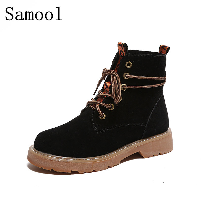 2017 Autumn Winter Women Ankle Boots New Fashion Woman Snow Boots For Girls Ladies Casual Shoes Fashion Short Boots new autumn winter women fashion ankle