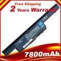 New 7800mah laptop battery for Acer Aspire 5742Z 5741G 5749G 5750G 5750Z 5755G 7551G 7560G AS10D73 BT.00607.126 31CR19/65-2