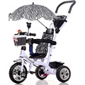 New Arrival Baby's Tricycle Multifunctional Bicycle Bikes Infant Strollers with Awnings Umbrella Kids Training Prams Triciclo