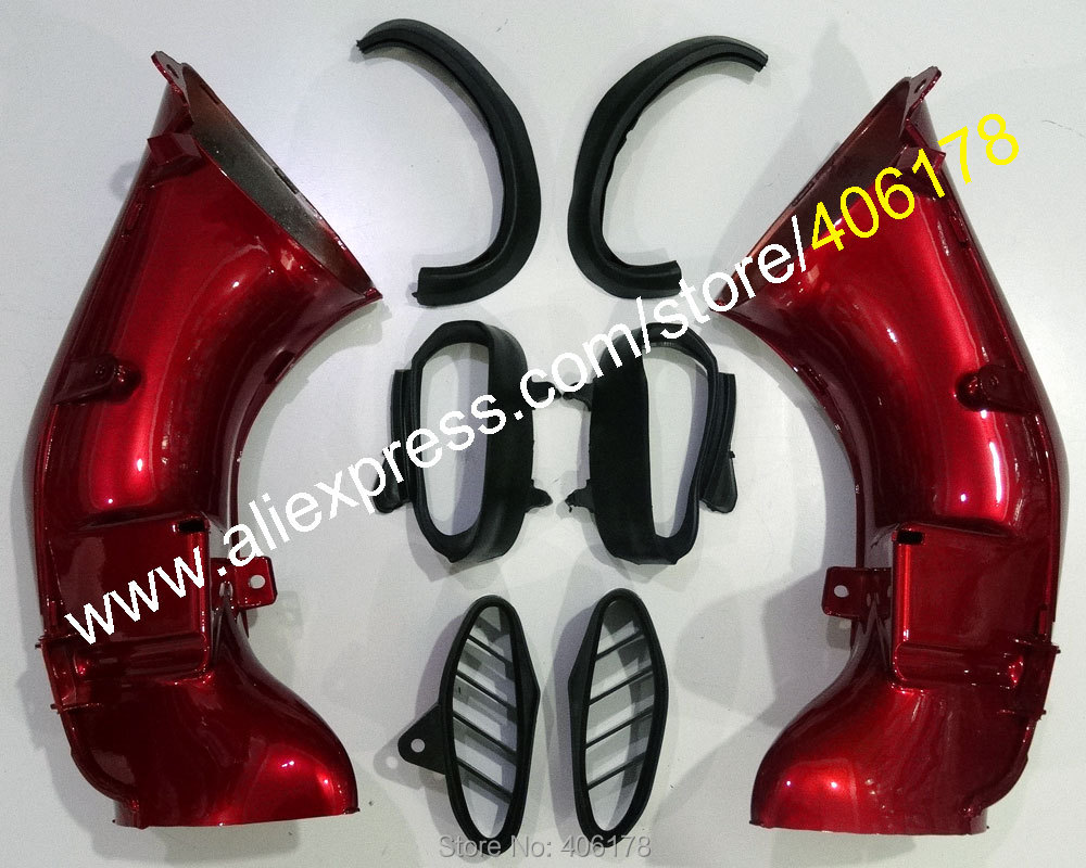 Hot Sales,Ram Air Intake Tube Duct For Yamaha YZF1000 R1 2004 2005 2006 YZF1000R1 04-06 Pearl Red Aftermarket Motorcycle Parts mfs motor motorcycle part front rear brake discs rotor for yamaha yzf r6 2003 2004 2005 yzfr6 03 04 05 gold