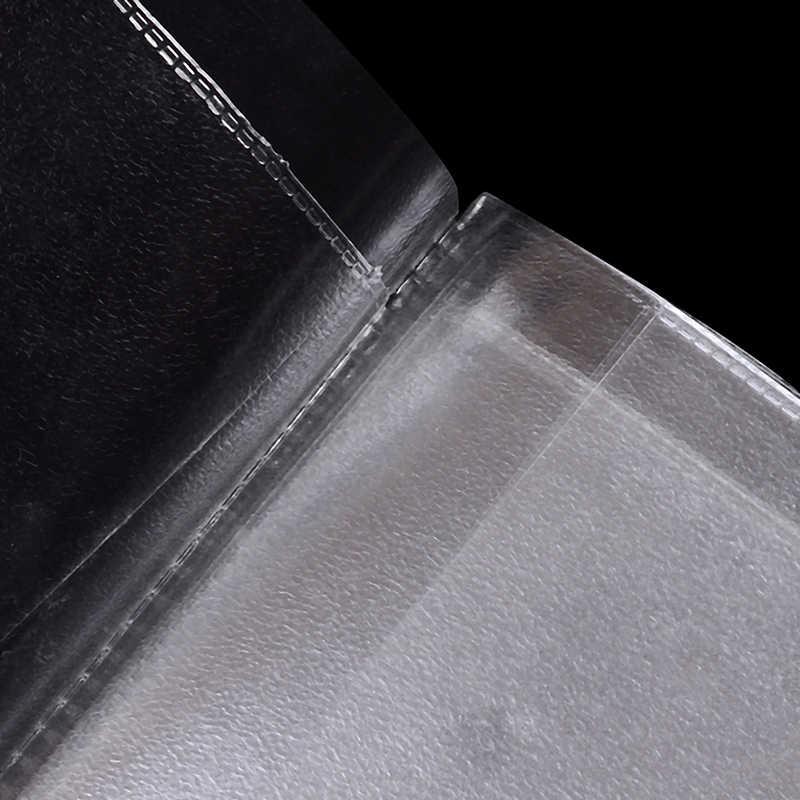 ПВХ прозрачный Высокое качество авто документы Обложка Горячая продажа водительские права Чехол защита автомобиля ID карты держатель сумки