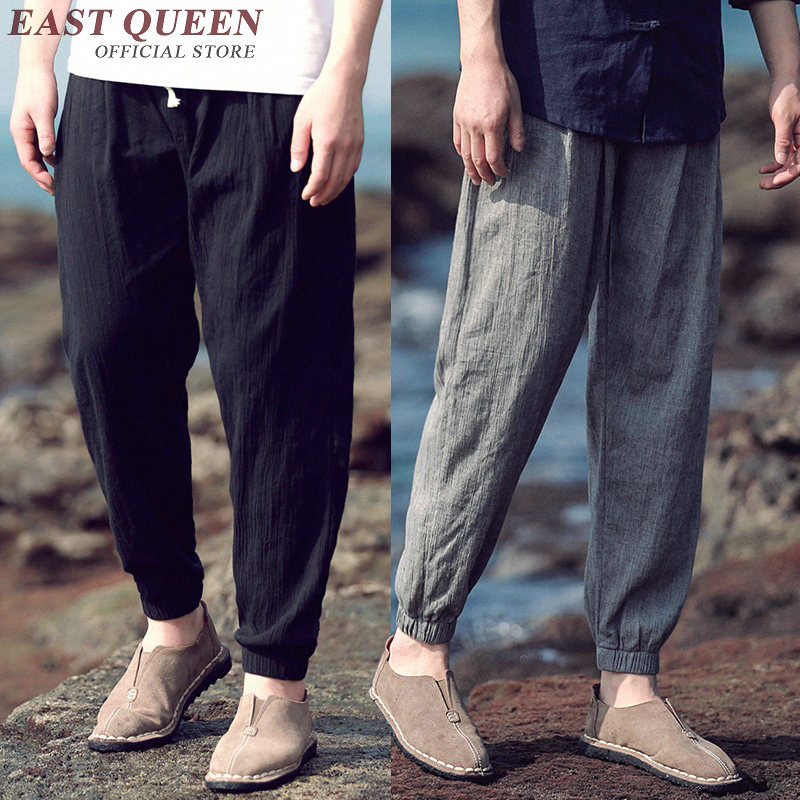 Traditional chinese clothing chinese traditional clothes for men oriental mens clothing kung fu uniform men pants