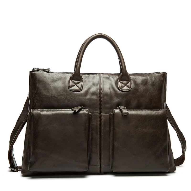 Mens Leather Weekend Bag Promotion-Shop for Promotional Mens ...