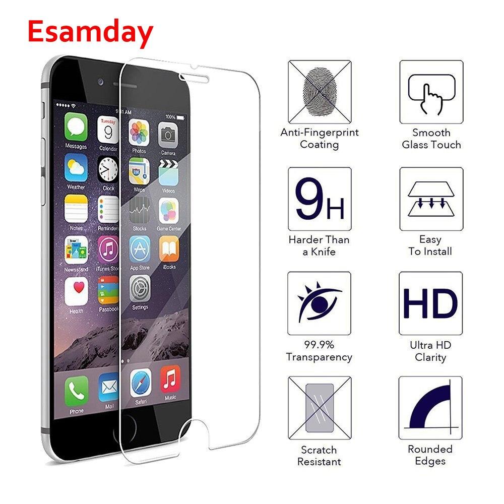 Aliexpress.com : Buy Esamday HD Explosion proof Tempered