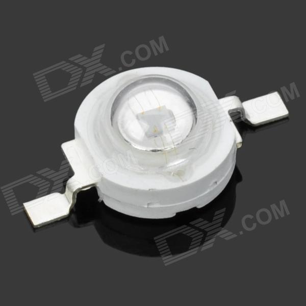 50pcs/lot DIY 3W 410nm Light High Power UV LED Chip Beads Light Module Emitter Free Shipping