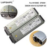 Lapsaipc для 2700 Вт лезвие Center Server источника питания G803N W31V2 E2700P 00 адаптер питания M1000E оригинальный