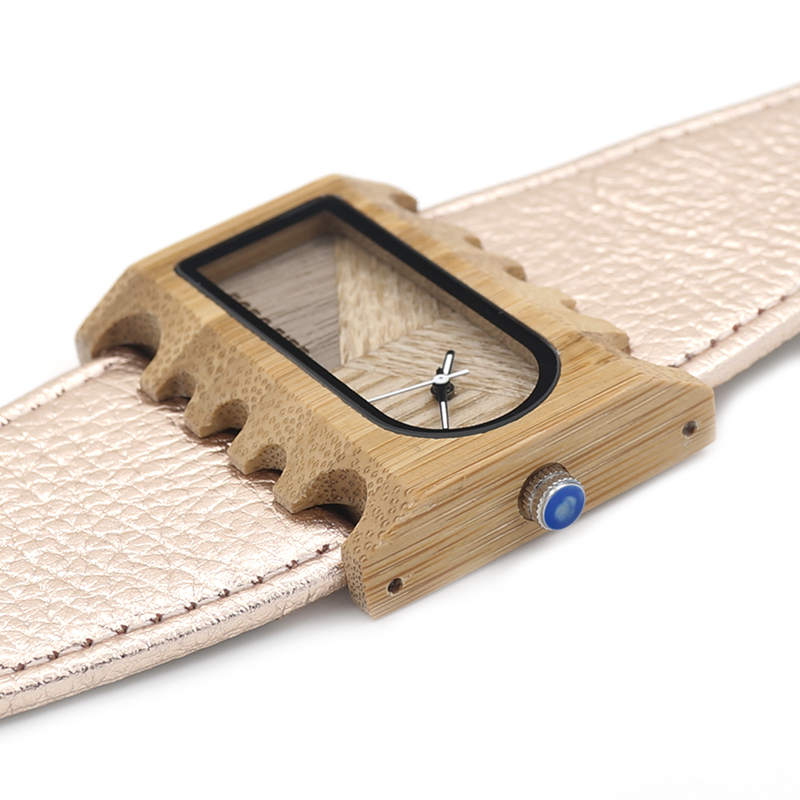 Fish bone case watch N21 Cb2