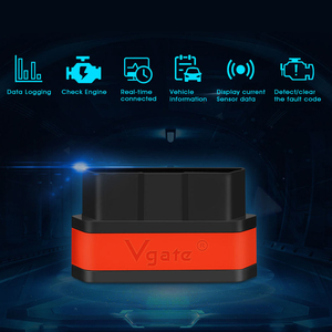 Image 4 - Vgate iCar2 אבחון כלי ELM327 obd2 WIFI סורק עבור IOS iPhone/אנדרואיד/PC elm 327 V2.1 OBD2 wifi אוטומטי אבחון כלי סריקה