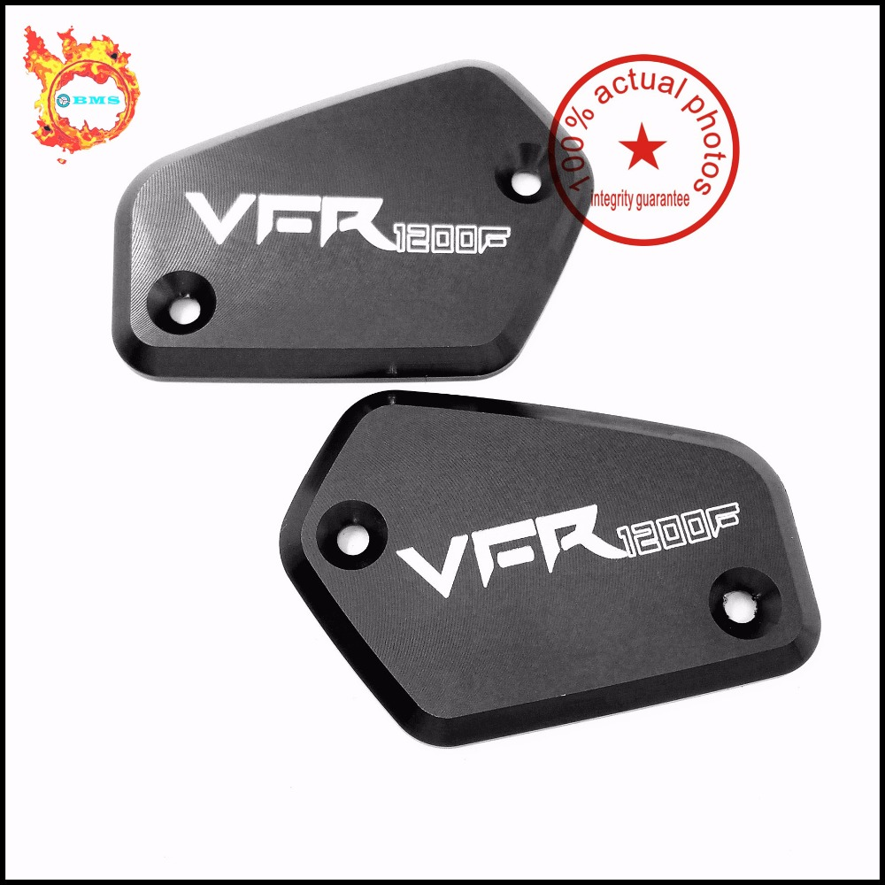 For HONDA VFR 1200/F VFR1200F 2010-2016 11 12 13 14 15 Motorcycle Front Brake Clutch Master Cylinder Fluid Reservoir Cover Cap K for honda cbr600rr 07 15 cbr1000rr 04 15 cb1000r 08 15 red motorcycle front brake master cylinder fluid reservoir cover cap