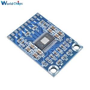 Image 4 - XH M562 TPA3116D2 50W + 50W Dual Channel MINI เครื่องขยายเสียงดิจิตอล Class D เครื่องขยายเสียง 50W Power Amplifier BOARD DC 12 V 24 V 2x50W