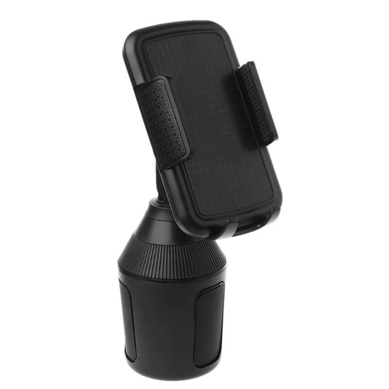 Universal Car Cup Mount Phone Holder Stand Cradle for Apple iPhone Samsung Xiaomi 3.5 to 6.5 inch Android Smartphone