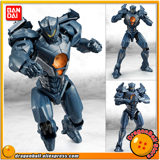 Anime Pacific Rim: Uprising Original BANDAI Tamashii Nations Robot Spirits No. 228 Action Figure - Gipsy Avenger anime pacific rim uprising original bandai tamashii nations robot spirits no 231 action figure obsidian fury