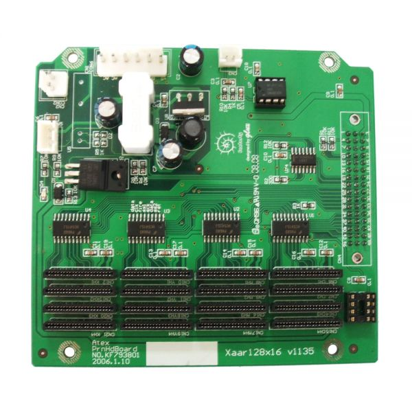 Infiniti / Challenger FY-33VB Printer Printhead Board infiniti challenger fy 33vb printer usb board printer part pcb
