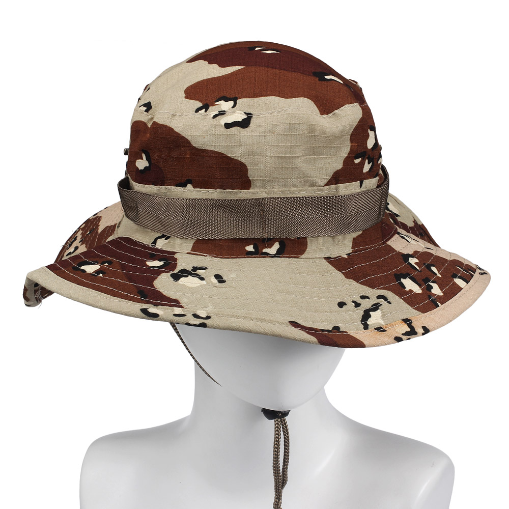 fafb85e6ea9 2018 New Fashion Bucket Hat Boonie Hunting Fishing Outdoor Wide Cap Brim  Military Unisex With High Quality Hot Sale For Decor 30-in Bucket Hats from  Men s ...