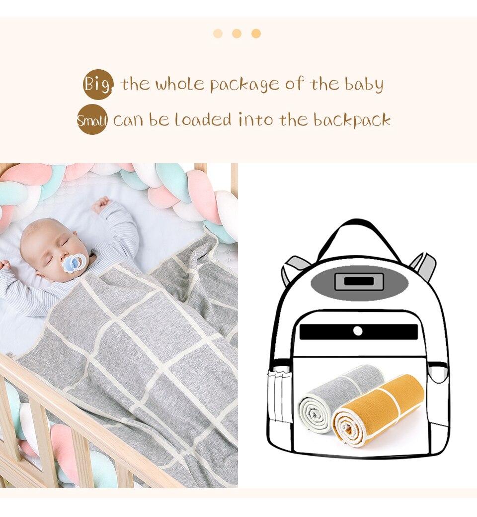 envoltório 100*80cm infantil da criança sofá cama