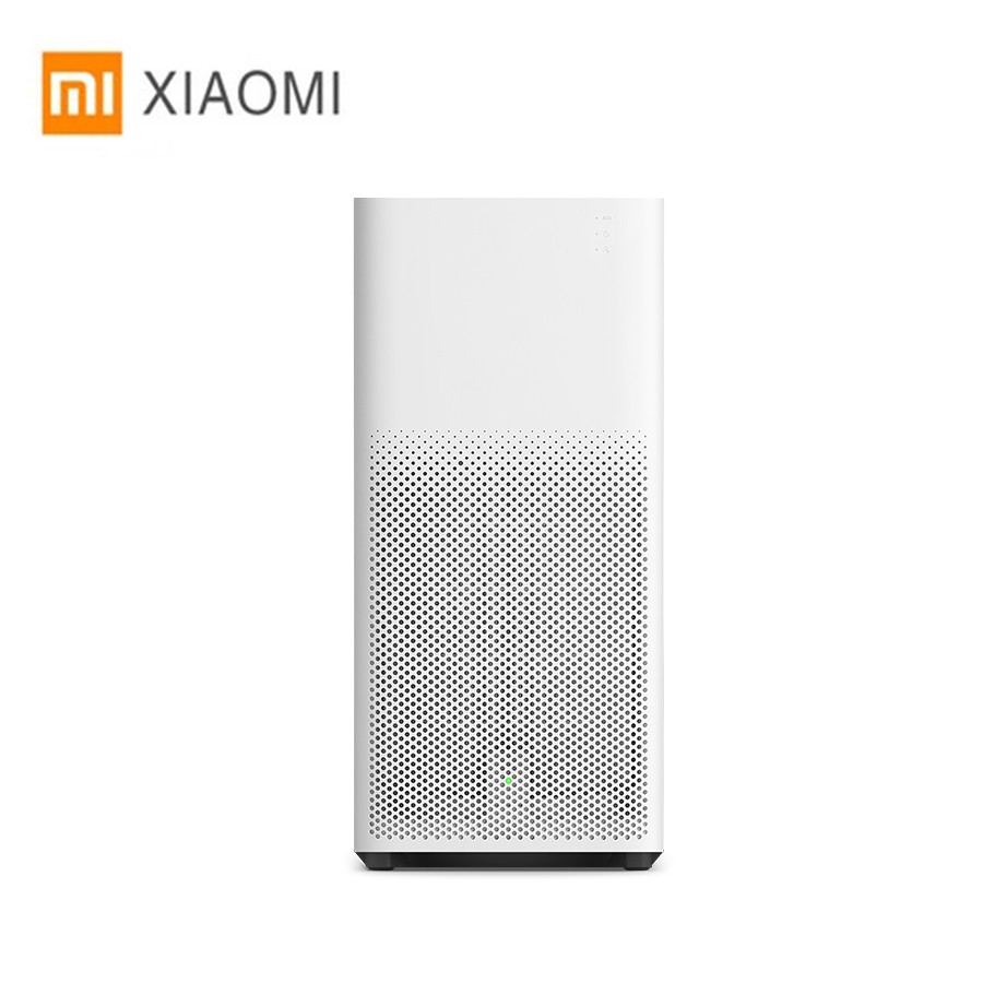 2017Original Xiaomi Air Purifier  sterilizer In addition to Formaldehyde Haze Purifiers air cleaning Intelligent Household App tcl air purifier tkj200f household living room removing haze formaldehyde pm2 5 secondhand smoke anion oxygen bar free shipping