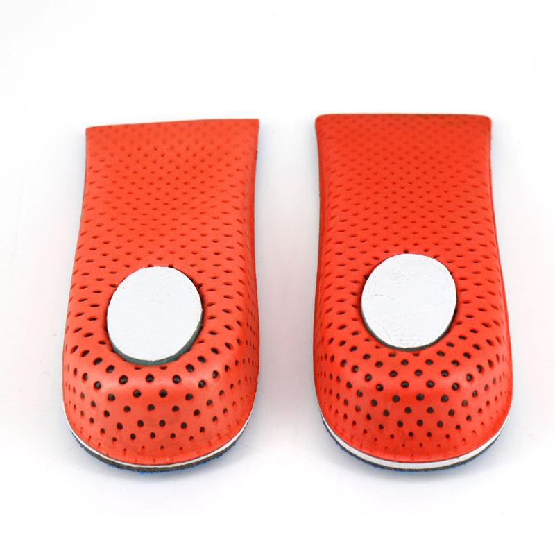 Insole Heel Lift Insert Shoe Pad Height Increase Cushion Elevator Taller Uni GGX