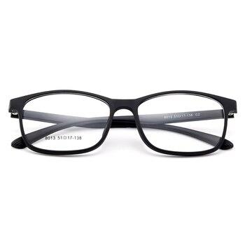 ff0dd07ee7 BAONONG nueva llegada diseño Simple Extra fino gafas ópticas TR90 Marco de borde  completo para hombres