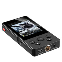 XDuoo X10T II Professional Digital Turntable Music Player DSD MP3 Player HD Lossless 32bits/384KHz APT X supports 256GB of memor