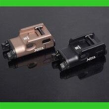 WIPSON SF XC1 Pistole MINI Light Gun LED Taktische Waffe Licht Military Airsoft Jagd Taschenlampe Für GLOCK Kostenloser Versand